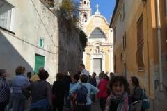 I visitatori a San Nicolò